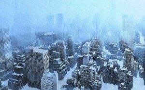 アメリカ寒波